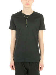 Low Brand-T-shirt B49 in cotone nero
