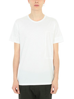 Low Brand-T-shirt B52 in cotone bianco