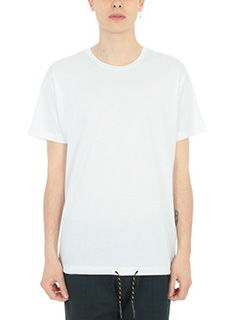 Low Brand-T-shirt B38 in cotone bianco