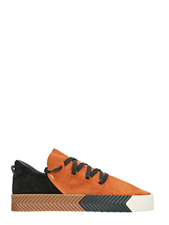 Adidas per Alexander Wang-AW skate  leather color suede sneakers