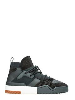 Adidas per Alexander Wang-AW bball black Tech/synthetic sneakers