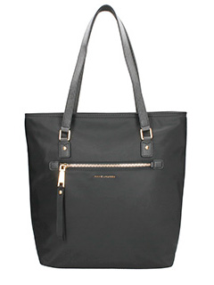 Marc Jacobs-Borsa Troope Tote in nylon nero