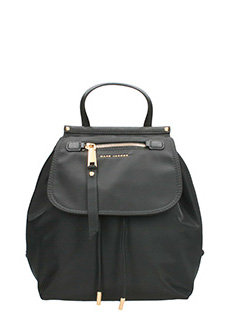 Marc Jacobs-Zaino in nylon nero