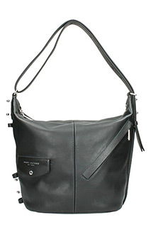 Marc Jacobs-Borsa The Sling in pelle nera