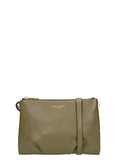 Marc Jacobs-Borsa in pelle bicolor mility nera