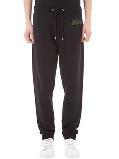 Kenzo-Pantalone Jogging in cotone nero