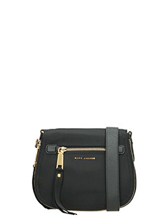 Marc Jacobs-Borsa Small Nomad Saddle  in pelle nera