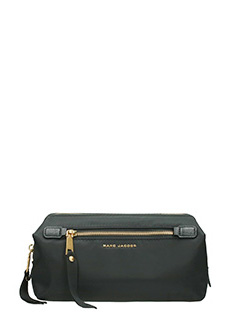 Marc Jacobs-Pochette Extra Large Cosmetic in pelle nera