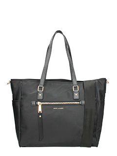 Marc Jacobs-Borsa Baby bag in nylon nero