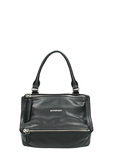 Givenchy-Borsa Pandora Small in pelle nera