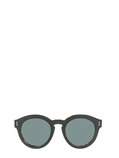 Stella McCartney-Occhiali da sole  in bio-acetato nero