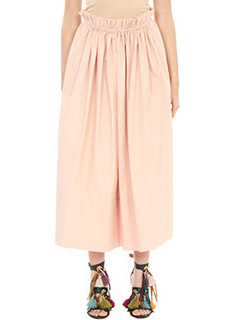 Chloé-rose-pink Tech/synthetic skirt