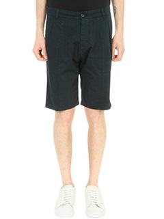 Low Brand-Shorts T7.1 Fantasy in cotone blu