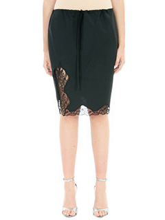 Alexander Wang-Gonna Above  The Knee  in viscosa nera