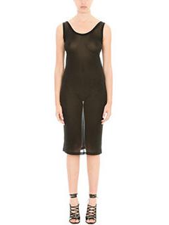 Givenchy-Vestito in jersey nero