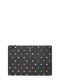 Givenchy-Pochette Large  in pelle nera