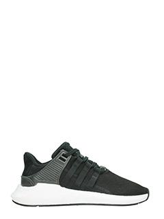 Adidas-Sneakers EQT in tessuto tecnico nero