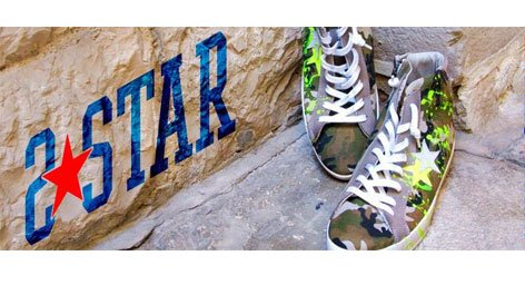Two Star Sneakers SS18 272419