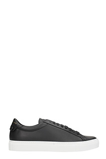 Givenchy-Sneakers Urban St Knots Low  in pelle nera