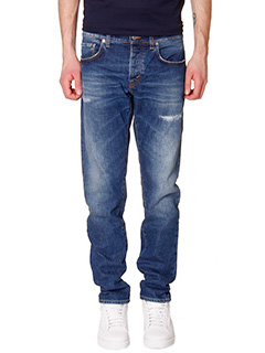 Department Five-Jeans Keith in denim  blue