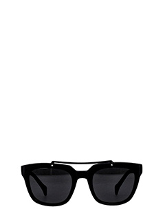 Saturnino Eye Wear-Occhiali Juppiter 12 in acetato nero