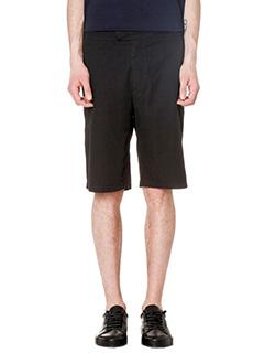 Jil Sander-gennaro black cotton pants