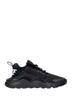 Nike-Sneakers Huarache in nylon nero