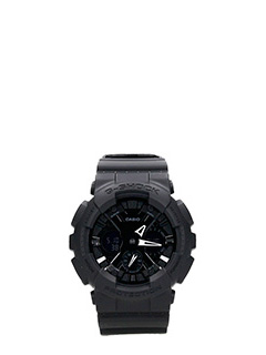 Casio-G-Shock Edition Black in pvc nero
