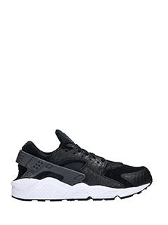 Nike-Sneakers Huarache in pelle nera