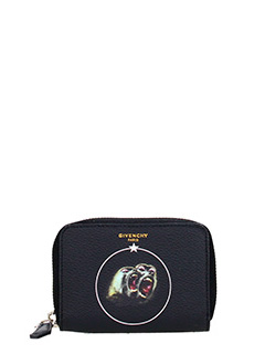 Givenchy-Mini Zipped in pelle nera