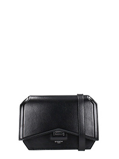 Givenchy-Borsa Bow Cut in pelle nera