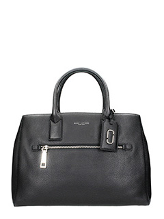 Marc Jacobs-Borsa Gotham City N/S in pelle nera