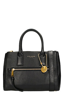Marc Jacobs-Borsa Recruit East West in pelle nera