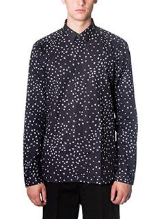 Kenzo-black cotton shirt