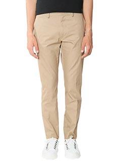 Valentino-beige cotton pants