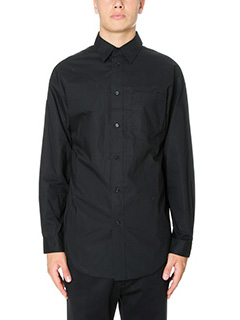 Alexander Wang-black cotton shirt