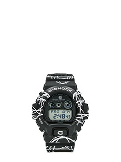 Casio-G-Shock Futura Limited edition Atomic Print