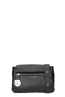 Marc Jacobs-Borsa  Mini Maverick Shoulder in pelle nera
