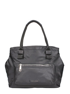 Marc Jacobs-Borsa Large Easy Tote in nylon nero
