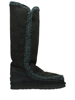 Mou-Stivali Eskimo 40 in shearling black