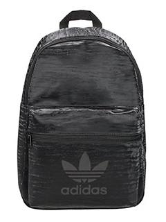 Adidas-Classic bp black Tech/synthetic backpack