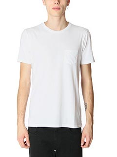 Department Five-T-Shirt Sprint in cotone bianco