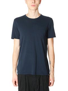 Department Five-T-Shirt Sprint in cotone blue