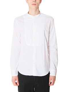 Department Five-Camicia in cotone bianco