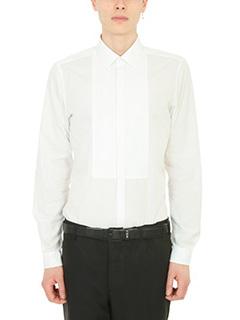 Valentino-white cotton shirt