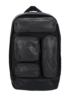 Adidas-Zaino Bp Multi P Backpack in nylon nero