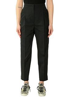 Golden Goose Deluxe Brand-Pantaloni Jessica in cotone blue