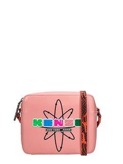 Kenzo-Borsa Nasa in pelle rosa