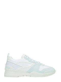 Dsquared 2-Sneakers Willow  in pelle bianca