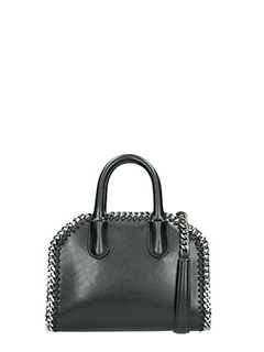 Stella McCartney-Falabella box black bag